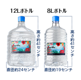 Pure Hawaiian Water 8L / 12L